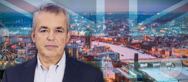 "CEO Devid Palcic UK meeting: The ""Innovate UK"" meeting"