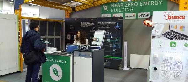 Robotina presented in Illuminotronica 2018