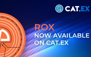 ROX now available on CatEx