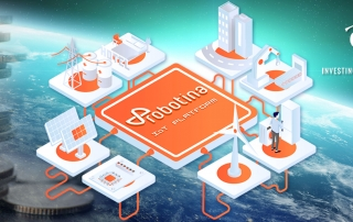 U.S. company GX1 invested in Robotina IoT Platform