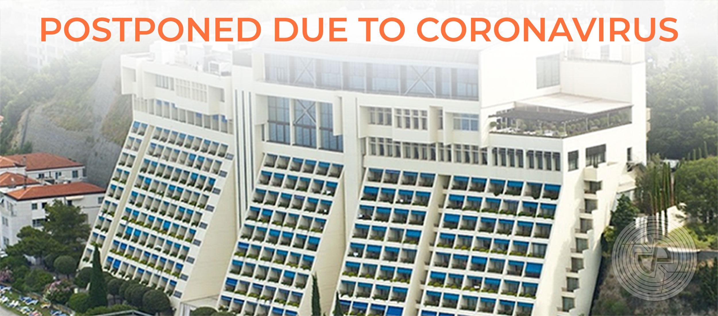SZE 2020 International Conference: POSTPONED DUE TO CORONAVIRUS